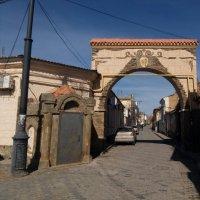 Ворота -- Малый Иерусалим